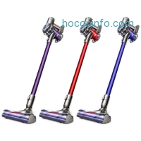 ihocon: Dyson SV04 V6 Animal Cordless Vacuum | 3 Colors | Refurbished