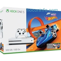 ihocon: Xbox One S 500GB Console Forza Horizon 3 Hot Wheels Bundle