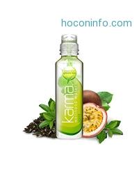 ihocon: Karma Wellness Water, Passionfruit Green Tea, 18 Ounce (12 Count)