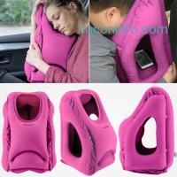ihocon: Homecube Multifunctional Inflatable Travel Pillow 多功能充氣枕