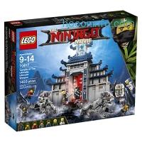 ihocon: LEGO Ninjago Temple Ultimate Ultimate Weapon 70617 Building Kit (1403 Piece)