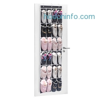 ihocon: Over the Door Shoe Organizer 掛在門上的鞋子收納袋袋