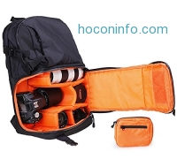 ihocon: Cheerwing Travel Camera Backpack Bag Case for DSLR SLR Cameras and Accessories 相機背包