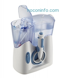 ihocon: H2ofloss Water Dental Flosser With 12 Multifunctional Tips