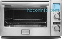 ihocon: Frigidaire Professional Stainless Programmable 6-Slice Infared Convection Toaster Oven 可程序紅外線小烤箱