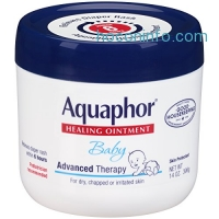 ihocon: Aquaphor Baby 嬰兒皮膚修復保養膏 Advanced Therapy Healing Ointment Skin Protectant 14 Ounce Jar