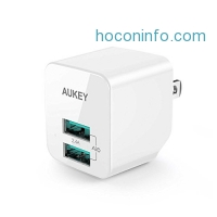 ihocon: AUKEY Universal USB Wall Charger充電器
