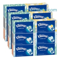 ihocon: Kleenex Everyday Facial Tissues, 210 ct, (Pack of 18)