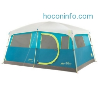 ihocon: Coleman 8-Person Tenaya Lake Fast Pitch Cabin Tent with Closet