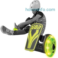ihocon: Neon Street Rollers - Kids Light up Clip on Skates