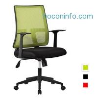 ihocon: LANGRIA Mid-Back Ergonomic Design Task Office Chair人體工學辦椅