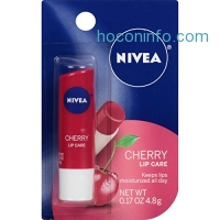 ihocon: NIVEA Cherry Lip Care護唇膏(Pack of 6)