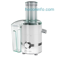 ihocon: Juiceman JM3000 3-in-1 Total Electric Juicer, Juicer, Blender, & Citrus Juicer