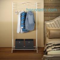 ihocon: HOMFA Metal Garment Rack 衣物架/曬衣架