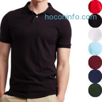 ihocon: aeropostale mens solid uniform pique polo shirt