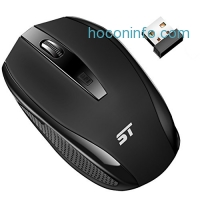 ihocon: SOWTECH 2.4Ghz Wireless Optical Mouse with Nano Receiver無線滑鼠
