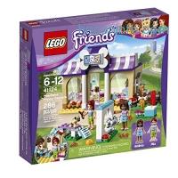 ihocon: LEGO Friends 41124 Heartlake Puppy Daycare Building Kit (286 Piece)