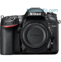 ihocon: Nikon D7200 DX 24.2MP DSLR Camera w/ 18-55mm Zoom + 55-200mm NIKKOR Lens Bundle