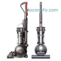 ihocon: Dyson UP14 Cinetic Big Ball Animal + Allergy Upright Vacuum   Nickel   Refurb