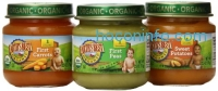 ihocon: Earth's Best Organic Stage 1, My First Veggies Variety Pack, 12 Count, 2.5 Ounce Jars