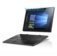ihocon: Lenovo 10.1 Touchscreen 2-in-1 Notebook, x5-Z8350, 2GB RAM, 32GB SSD, W10 Home