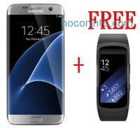 ihocon: $60 off Samsung Galaxy S7 edge + Free Galacy Fit 2 Watch