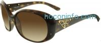 ihocon: Prada女士太陽眼鏡 Gradient PR27LS-2AU6S1-57 Brown Butterfly Sunglasses
