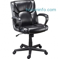 ihocon: Staples Montessa II Luxura 辦公椅 Managers Chair