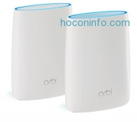 ihocon: Orbi Home WiFi System by NETGEAR. Better WiFi Everywhere with 3 Gigabit Speed, Tri-Band Mesh WiFi, Easy Setup, Replaces WiFi Range Extenders