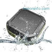 ihocon: Omaker M4 Portable Bluetooth 4.0 Speaker with 12 Hour Playtime for Outdoors or Shower