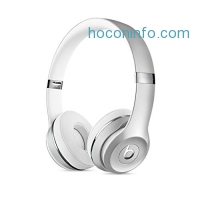 ihocon: Beats Solo3 Wireless On-Ear Headphones - Silver