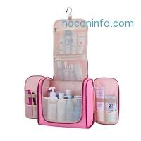 ihocon: MelodySusie Hanging Waterproof Toiletry Bag / Travel Bag防水收納斜背提包