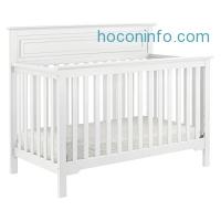 ihocon: DaVinci Autumn 4-in-1 Convertible Crib, White