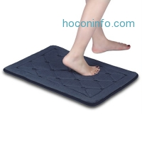 ihocon: LANGRIA 17''x24'' Fast Dry and Breathable Memory Foam Mat快乾,透氣記憶棉地墊