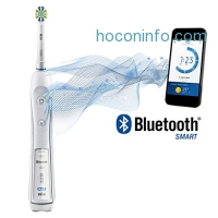ihocon: Oral-B 藍牙智能充電式電動牙刷 Pro 5000 SmartSeries Rechargeable Electric Toothbrush with Bluetooth