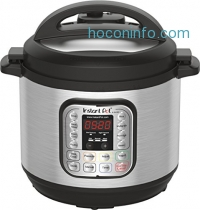 ihocon: Instant Pot IP-DUO80 7-in-1 Programmable Electric Pressure Cooker, 8 Qt