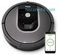 ihocon: iRobot Roomba 960 Vacuum Cleaning Robot - Pet - R960020 -  Brand New - 110v-240v