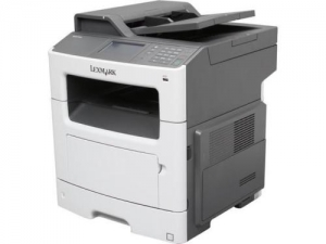 ihocon: Lexmark MX410de Up to 40 ppm 1200 x 1200 dpi USB/Ethernet Duplex Monochrome Laser printer 單色雷射/激光印表機/打印機