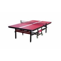 ihocon: JOOLA SIGNATURE (25mm) Table Tennis Table (Brick Red)乒乓球桌