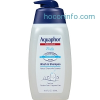 ihocon: Aquaphor Baby Wash & Shampoo 16.9 Fluid Ounce