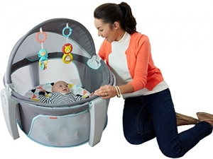ihocon: Fisher-Price On-The-Go Baby Dome - --嬰兒圓頂