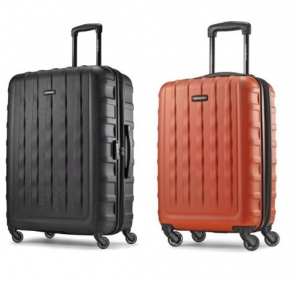 ihocon: Samsonite E-Volve DLX Spinner Luggage 20吋 - 2色可選