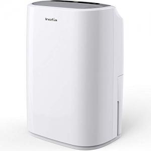 Inofia 30 Pints 智能濕度控制除濕機 $100.06免運(原價$158, 37% Off)