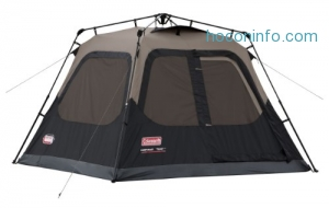 ihocon: Coleman Instant Cabin 4-person四人快速帳