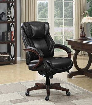 ihocon: LaZBoy 45783A La-Z-Boy Bellamy Chair Traditions Office, Executive 記憶棉辦公椅