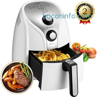 ihocon: Comfee 1500W Multi Function Electric Hot Air Fryer氣炸鍋