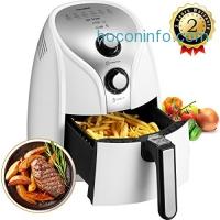 ihocon: Comfee 1500W Multi Function Electric Hot Air Fryer氣炸鍋