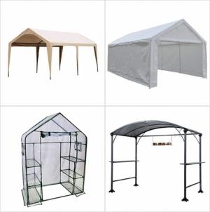Amazon: Abba温室, 車棚 9折優惠