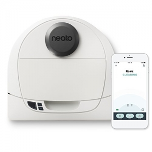 ihocon: Neato Robotics Botvac D3 Wi-Fi Connected Laser Navigating Robot Vacuum Cleaner吸地機器人