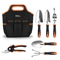 ihocon: TACKLIFE Garden Tools Set, 7 Piece 園藝工具一組